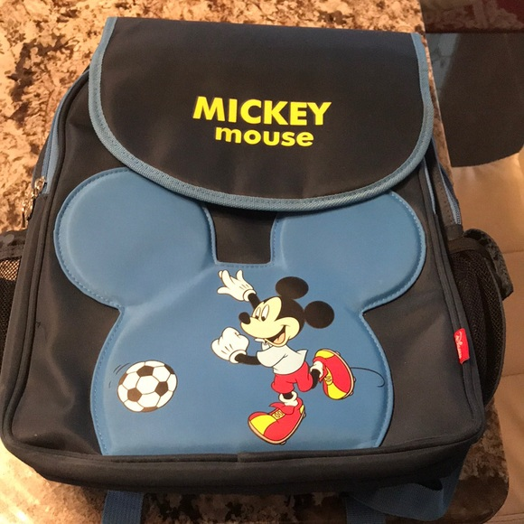 Mickey Mouse Disney school bag